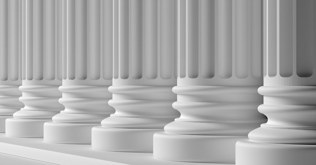 Pillars of Cyber Security